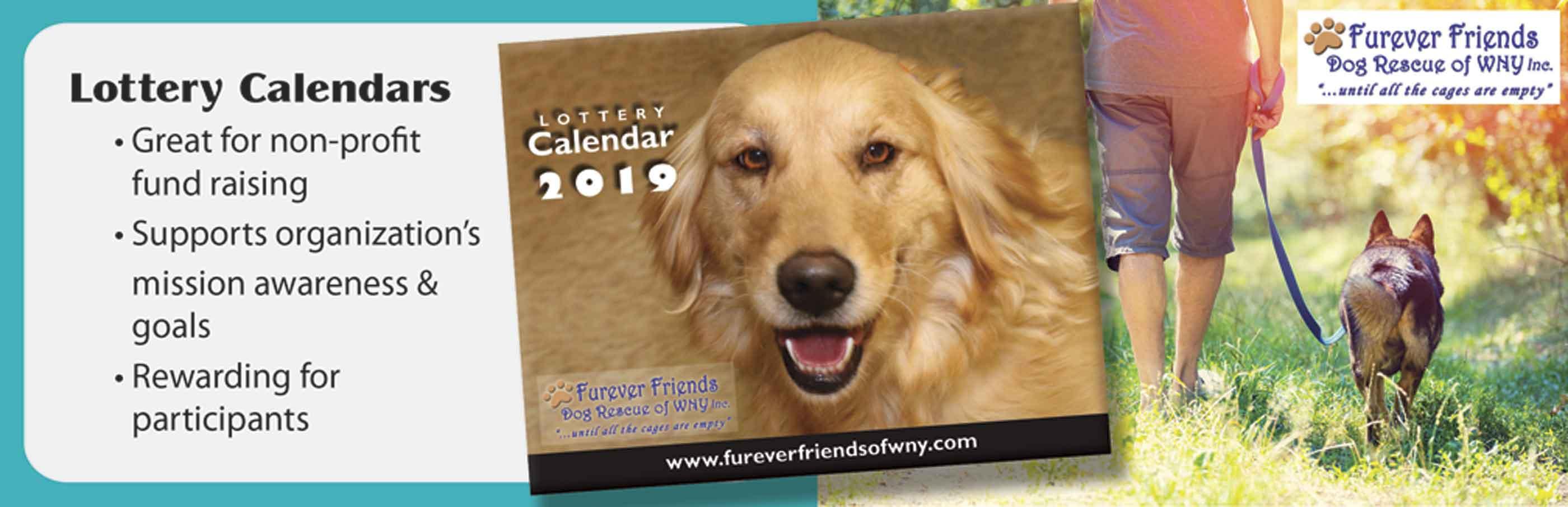Lottery Calendar Slider