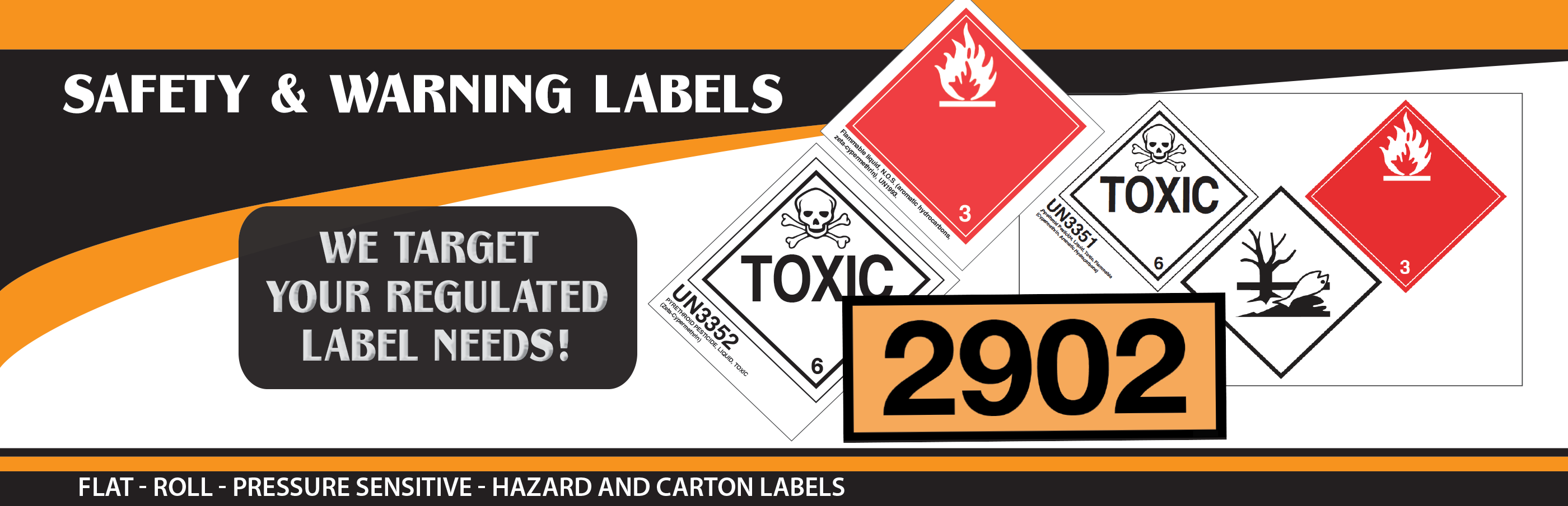 Safety & Warning Labels